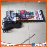 Custom печатной рекламы Рюкзак-слезники флаг