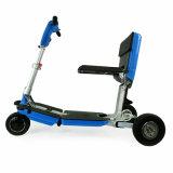 Складные E-скутер три колеса Transformable электрического скутера мобильности с маркировкой CE