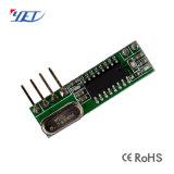 serie senza fili del modulo della ricevente e di trasmettitore di 315/433MHz rf con il codice per telecomando ed il regolatore