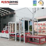 Machine d'empilement automatique pour le fil de construction