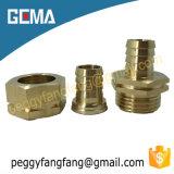 卸し売り真鍮の圧縮のPexの管付属品、真鍮油圧ホースフィッティング