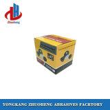 Discos de Velcro abrasivos de 4,5 polegadas para uso de metal no Vd1245