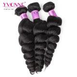 Espiral peruana sin procesar 100% virgen rizado cabello humano.
