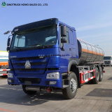 Carro del depósito de gasolina del carro de petrolero del gasoil de Sinotruck HOWO 6X4