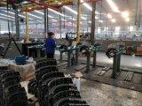 Pièces de camions lourds de mâchoire de frein Plaquettes de frein de pièces de frein