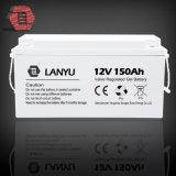 12V 150ah Batterie-tiefes Schleife-Gel-nachladbare Batterie für Sonnensystem