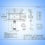 """El COG 2.4"""" 128x64 puntos Pantalla LCD LCM para el módulo de controlador Industrial"""
