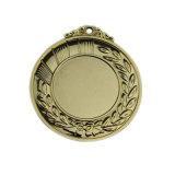Custom Gold Glitter médaille de métal