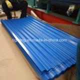 Las hojas de la azotea del perfil del material para techos/del rectángulo del metal del color exportaron África
