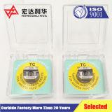 carburo de tungsteno puntas planas de Zhuzhou Airless