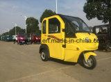 Cabina completa triciclo Scooter eléctricos com motor de 800 W