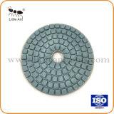 3'' Polimento ferramentas de diamante flexível para betão
