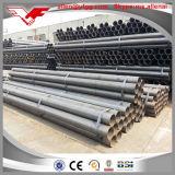 4inch構造の熱間圧延の黒ERW氏鋼管