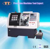 Горячая машина Lathe высокой точности CNC кровати скоса продавеца поворачивая