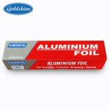 Venta caliente impreso en relieve el papel de aluminio rollo bobinado