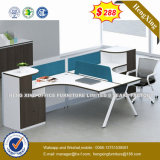 Modern Office Furniture 4 Seater Office Partition Workstation (HX-8N0910)