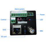 熱ネットワーク箱形カメラH. 264の384 X 288p 17umの熱モジュールの探知器ピッチ