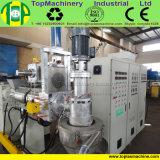 Granules de PVC d'animal familier de LDPE pp de HDPE faisant la ligne de pelletiseur de film du PE pp de machine