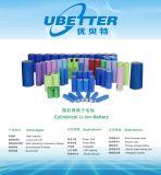 Navulbare 3.7V Li-IonenBatterij 18650 Icr18650-22f van 2200mAh Samsung