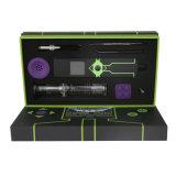 kit asciutti del dispositivo d'avviamento della penna del vaporizzatore della cera dell'erba della batteria 4200mAh