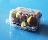 250gペットまめのクラムシェルのプラスチックフルーツの包装ボックス