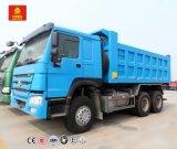 Sinotruk HOWO 6X4 20cmb 덤프 트럭 쓰레기꾼 트럭