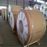 De houten Korrel Vooraf geverfte Rollen van het Blad van het Dakwerk van het Aluminium voor het Blad van het Dakwerk