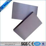 Placa de tungsteno puro para la venta
