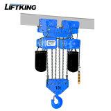 Liftking 5t palan électrique à chaîne double vitesse avec chariot électrique (ECH 05-02D & ET-05D)