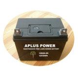 Техническое обслуживание не свинцово-кислотного аккумулятора Calcuim 12V24Ah для малых оборотов двигателя