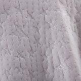 두 배 마스크 폴리에스테 자카드 직물 매트리스와 베개를 위한 뜨개질을 하는 직물 직물