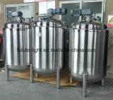1500 de Dubbele Beklede Roestvrij staal Geageerde Tank van de liter