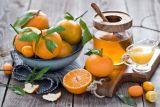 O petróleo alaranjado doce, 100% puro e natural, OEM/ODM forneceu