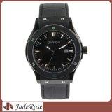 Klassische Edelstahl-Armbanduhr, hohe Quanlity Uhr für Mann