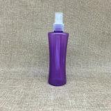 200ml svuotano la bottiglia di profumo di plastica dello spruzzo di colore dell'animale domestico