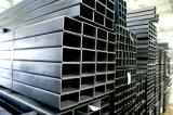 Оцинкованные стальные квадратные трубы/вид в разрезе квадратная стальная трубка материала