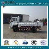 Camion di trasporto di carico del palo di Sinotruk Cdw 4X2 80-120HP