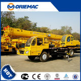 16 톤 중국 트럭 기중기 이동 크레인 Qy16D