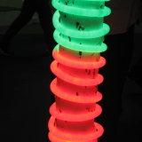 360 도 둥근 LED 네온 코드 빛 관 빛