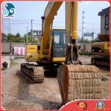 Máquina escavadora pequena Digger da construção de KOMATSU PC120 da máquina usada 12ton da máquina escavadora