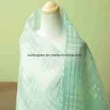 Полиэстер моды Dobby Organza ткани для одежды