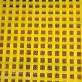 Máquina de carcaça da tela da vibração do poliuretano
