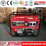 5kwガソリン発電機のホーム使用の携帯用ガソリン発電機