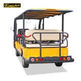 Bus d'excursion guidé de bus de ville d'Excar 14 Seater 7.5kw