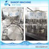 Petite chaîne de production remplissante potable mis en bouteille complètement automatique de l'eau pure minérale de source