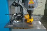 Máquina hidráulica do Ironworker Q35y-20 que perfura e que corta o Ironworker