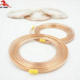 Klimaanlagen-Pfannkuchen-Ring-Kupfer-Rohr