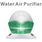 Purificatore a base d'acqua dell'aria del diffusore dell'aroma del Rainbow a forma di foglia