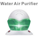 휴대용 Leaf-Shaped 무지개 물은 방향 공기 청정제 기계의 기초를 두었다