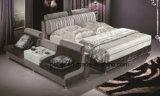 저장 (L861)를 가진 현대 직물 침실 침대